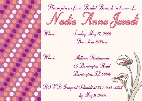 When To Send Out Bridal Shower Invites is it proper to send out bridal shower invitations before weddin the wedding specialiststhe