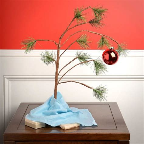trees charlie brown christmas and peanuts on pinterest