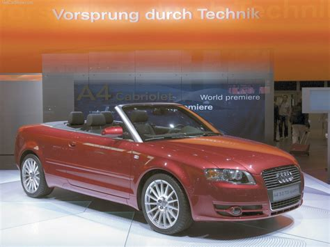 audi convertible 2006 car wallpapers in high resolution from all automotive