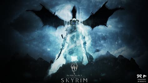 imagenes hd skyrim awesome skyrim wallpapers wallpaper cave