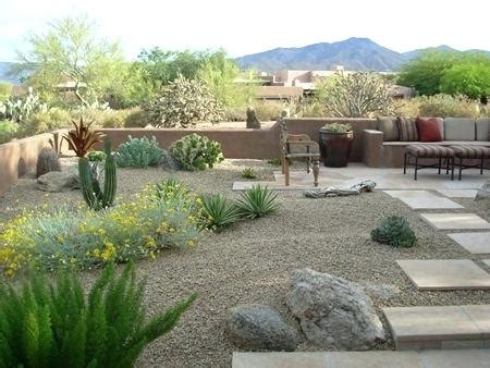 Desert Landscape Ideas For Backyards Desert Landscape Ideas For Backyards Small Lawn Small Backyard Lawn Backyard Landscaping Inc