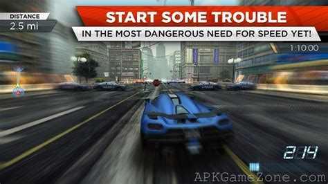 mod game need for speed most wanted need for speed most wanted money mod download apk