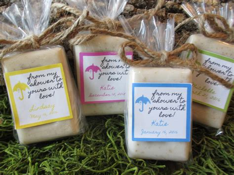 Baby Shower Favors by Baby Shower Favor Soap Oatmeal Honey Organic Soap Baby Shower
