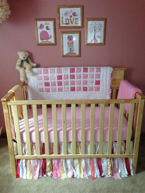 baby crib dust ruffles crib dust ruffle nursery decor babys room design your own