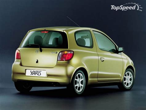 2006 Toyota Yaris 2006 Toyota Yaris Picture 16363 Car Review Top Speed