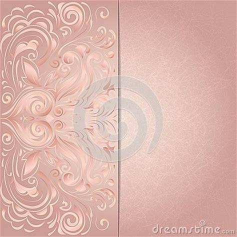 Muster Einladung Mit Rückmeldung Hintergrund F 252 R Einladung Mit Rosa Blumenmuster Vektor Abbildung Bild 40878591
