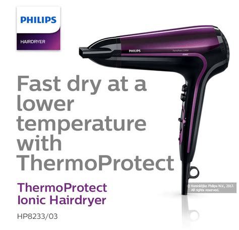 Philips Thermoprotect Hair Dryer Review philips thermoprotect ionic hair dryer hp8233 lazada