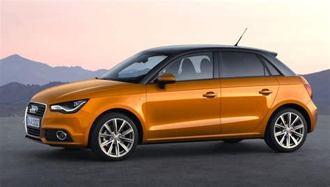 Audi A1 Germany by Germany November 2011 Audi A1 Inside Top 20 For The First