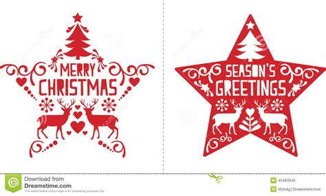 christmas card design stock vector illustration  decoration