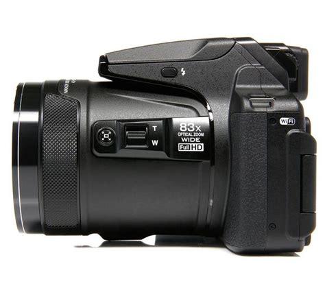 Nikon P900 357 Mm by Buy Nikon Coolpix P900 Bridge Black Free Delivery Currys