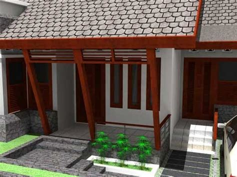 gambar teras rumah