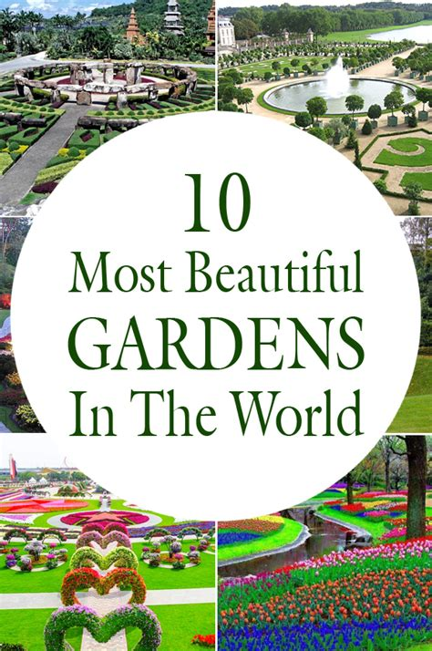 Top 10 Botanical Gardens In The World Top 10 Botanical Gardens In The World The Top Ten Best Botanical Gardens In The World 10 Best