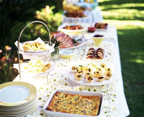 brunch table should you host a day after wedding brunch