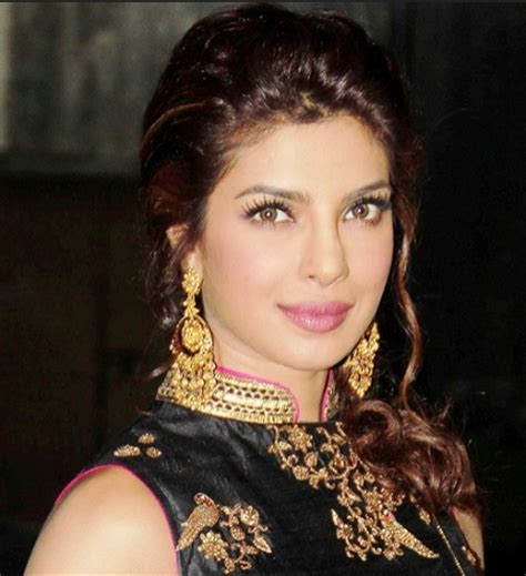 indian hairstyles for square face female diy priyanka chopra u0027s retro hairstyle from dil