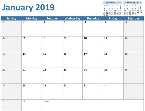 printable monthly calendar microsoft word printable calendar