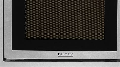 baumatic bmc253ss 25 litre combination built in microwave oven with grill ebay
