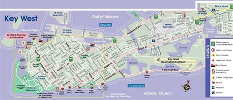 map of key west florida key west maplets