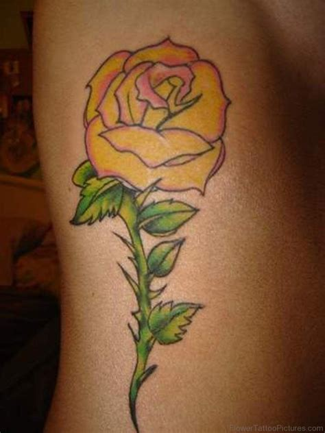 rose tattoo on side of body 60 attractive tattoos on rib