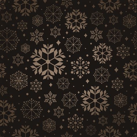 free snowflake background pattern snowflake pattern background vector free vector 4vector