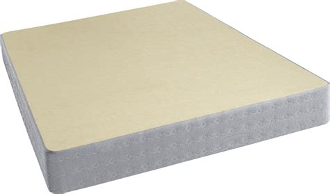 bed box spring queen beautyrest recharge boxspring split queen low profile