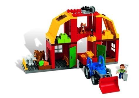 lego duplo scheune lego duplo bauernhof set 9217 150 tlg ab 2 jahren