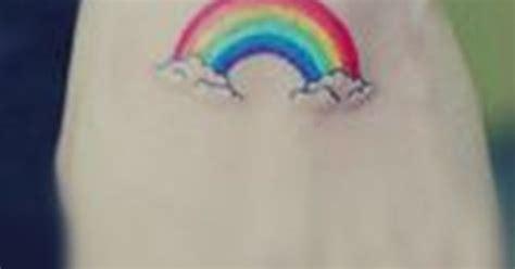 tattoo my rebellion pinterest rainbow tattoos beautiful rainbow tattoo design cute rainbow tattoo