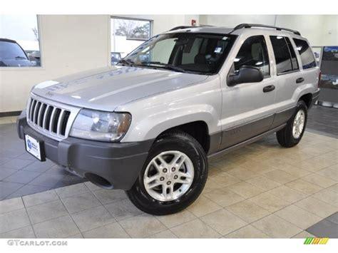 silver jeep grand 2004 bright silver metallic 2004 jeep grand laredo