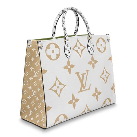 louis vuitton monogram giant onthego tote bag reference