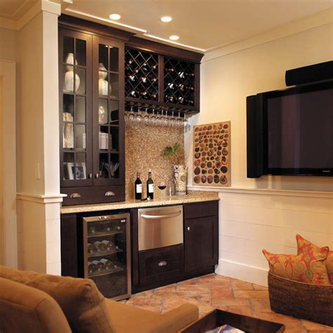 wine racks for kitchen cabinets fieldstone cabinetry in coastal living magazine