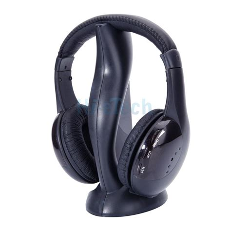 Headset Stereo Mp3 wireless headphones stereo headsets for fm radio mp3 mp4