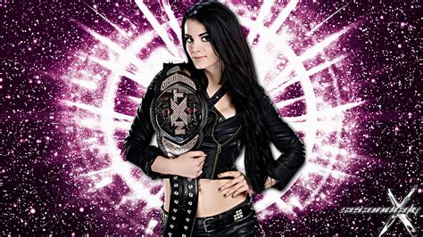 paige theme wwe nxt quot smashed in the face quot paige 1st theme song youtube