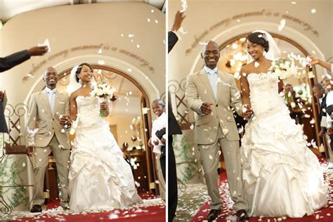 Top Billing's Lorna Maseko wedding pictures finally