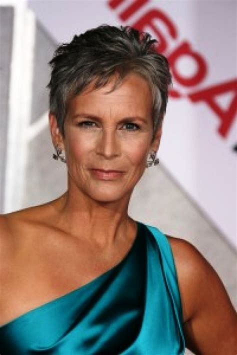 short hairstyles for fine hair no bangs over 50 short