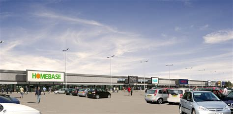 retail park wyvern retail park derby firstplan