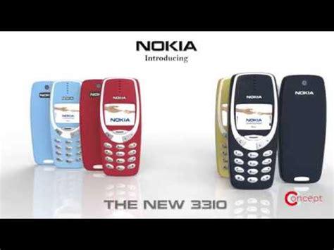 Nokia 3310 Layar Sentuh nokia 3300