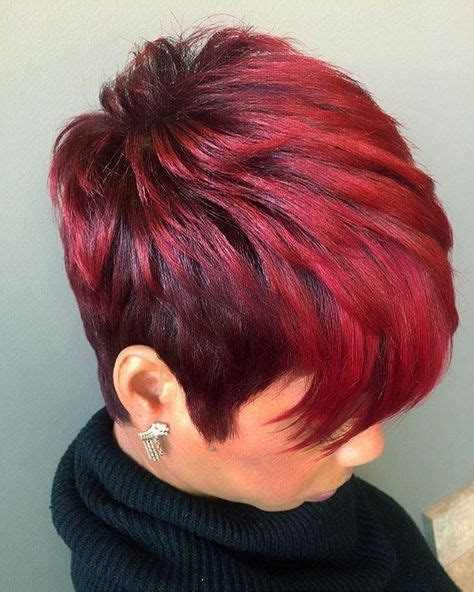 black hype hair styles pictures 80 upscale short haircuts for black women be cute