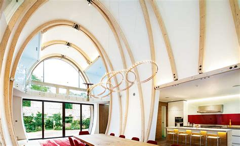 How To Make A Curved Ceiling by 15 Design Ideas For Vaulted Ceilings Homebuilding