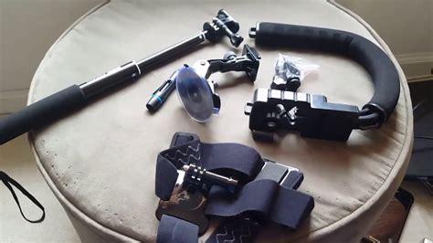 gopro costco costco sunpak accessory kit 10 gopro sony