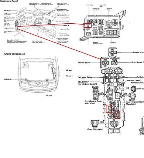 car engine manuals 2012 toyota avalon parking system 2005 toyota matrix fuse box diagram wiring diagrams wiring diagrams of toyota corolla 2010 fuse