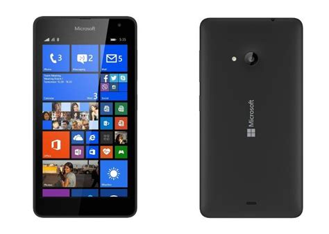 Www Microsoft Lumia 535 microsoft lumia 535 uk release begins tomorrow