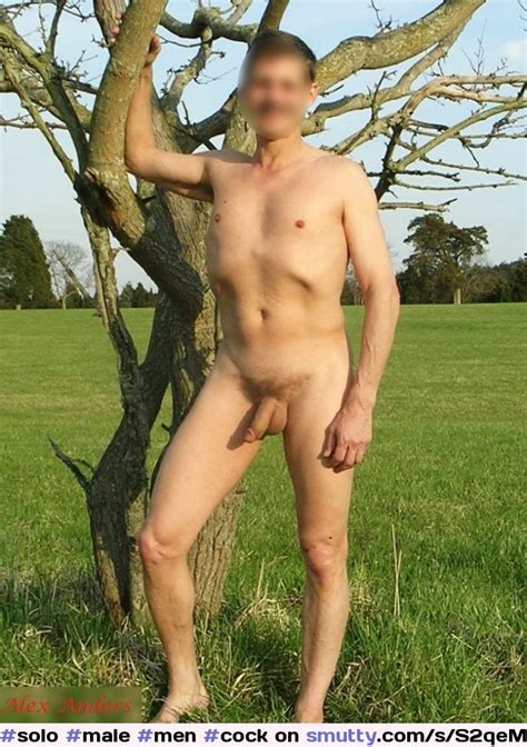 Male Nude Outdoors Full Frontal Solo Male Men Cock