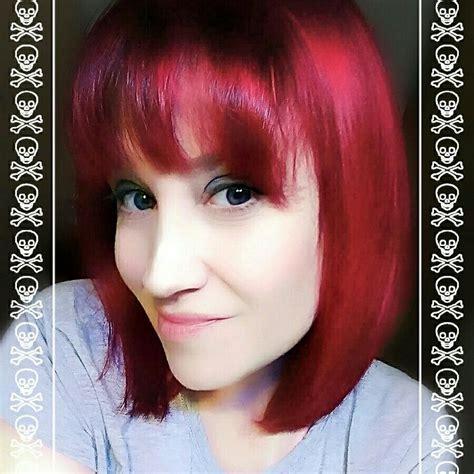 ruby hair color ruby hair color best hairstyles 2018