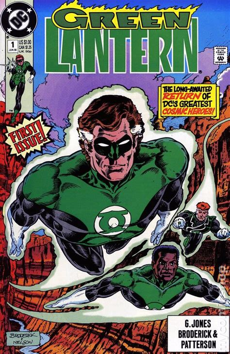 Green Lantern 1 0 green lantern 1990 2004 2nd series comic books