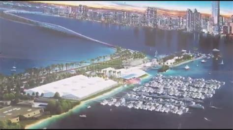 miami boat show uber miami international boat show begins thursday in new location