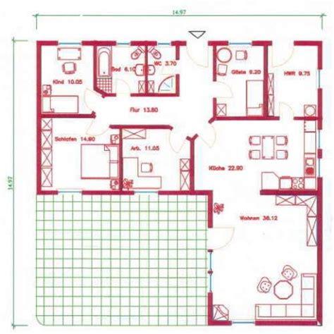 Bungalow 140 Qm by Ibh Massivh 228 User Unsere Bew 228 Hrte Massivhausreihe