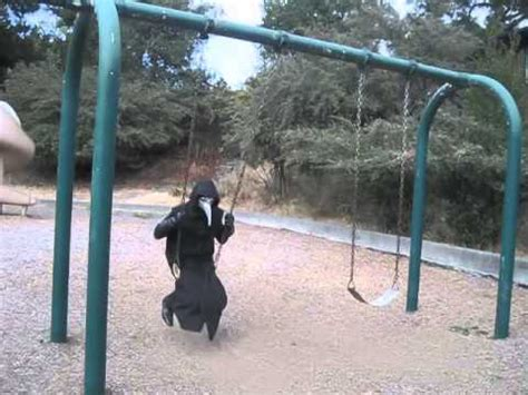 real swinging video scp 049 on a swing youtube
