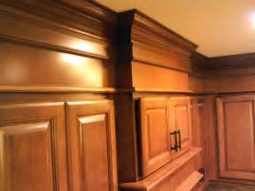 Cabinet Soffit Wrapped Soffits Traditional Kitchen Cabinetry Other