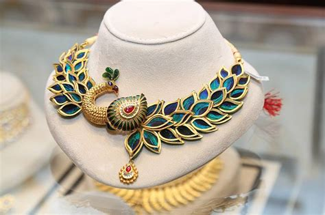 kerala jewellery designs 2017 from joyalukkas