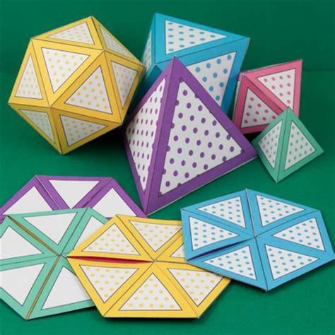 How To Make A Paper Hexaflexagon - how to make a flexagon geometric toys to make