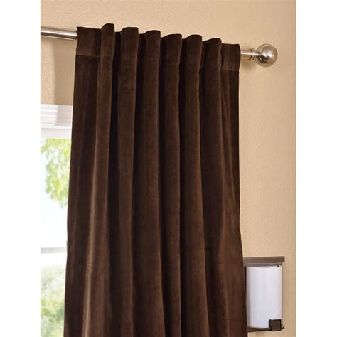 jcp drapes jcpenney velvet curtains window treatment curtains